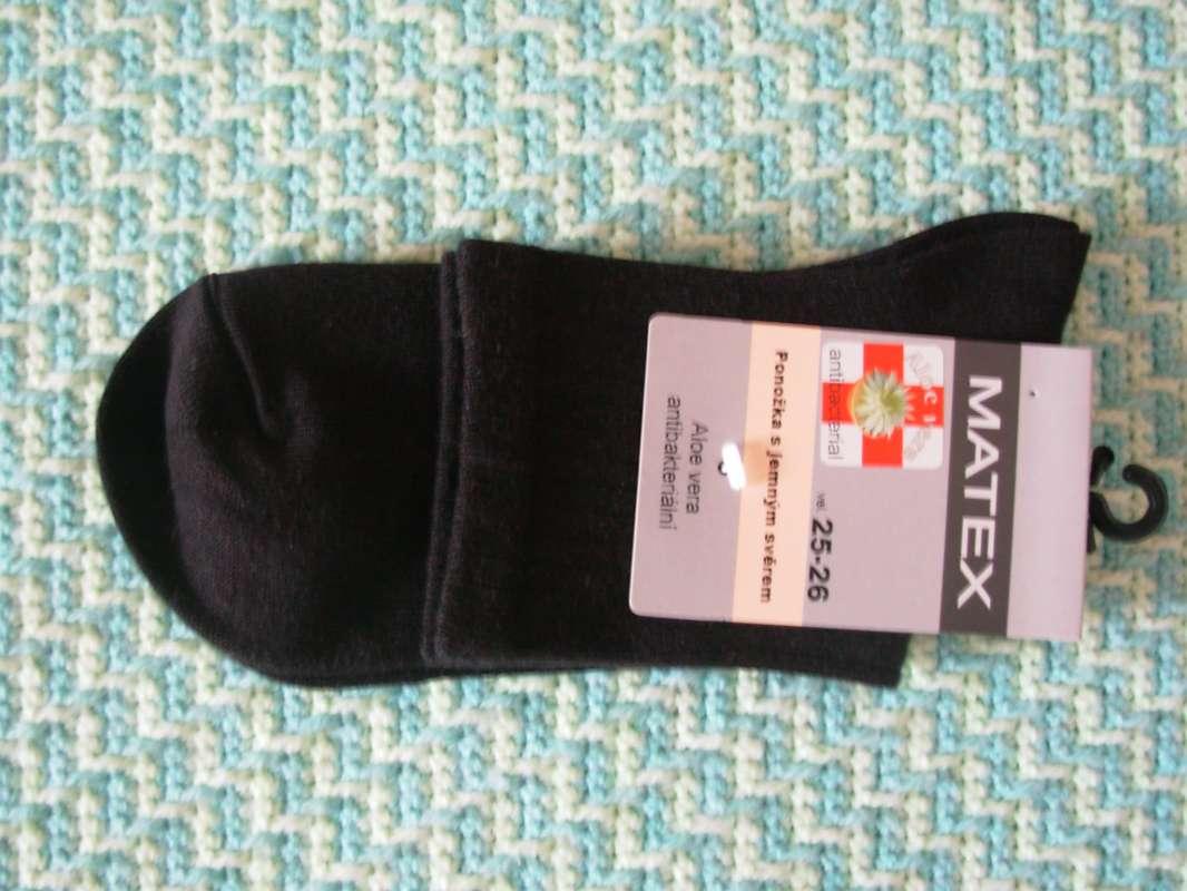 fae2fe5769a Zdravotní ponožky pro diabetiky Matex Diabetes dr. 389 vel.29-30 Matex pon
