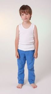Chlapecký nátělník 100% bavlna, Calvi, vel. 140