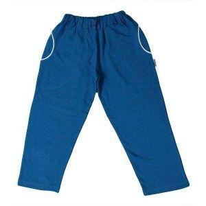 Dětské tepláky - tmavě modré