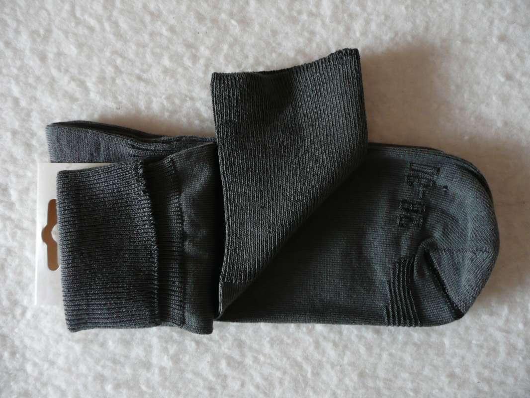 e3b72a86cd5 Antibakteriální zdravotní ponožky Benet K019 s lemem bez gumy