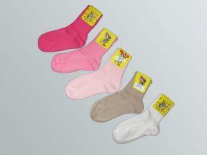 Dětské ponožky Novia, 100% bavlna, vel. 18