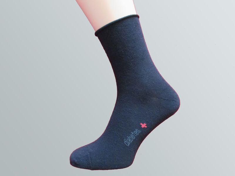 Zdravotní ponožky pro diabetiky Matex Diabetes dr.377 vel. 31-32 Matex pon 10c7ac7278