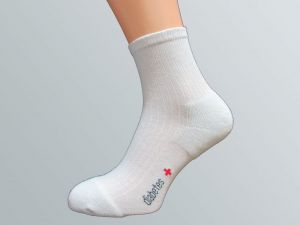 Zdravotní ponožky Matex Diabetes dr. 404 vel. 23-24