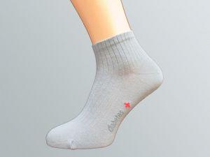 Zdravotní kotníkové ponožky Matex Diabetes dr. 391 vel. 27-28