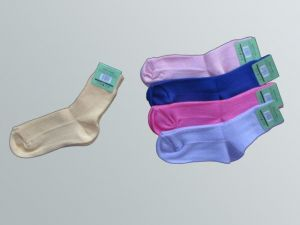 Dětské ponožky Novia, 100% bavlna, vel. 17