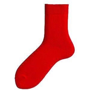 Dětské ponožky Dotex červená