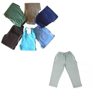 Dětské tepláky 100% bavlna, Dotex, vel. 122-128