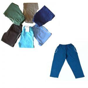 Dětské tepláky 100% bavlna, Dotex, vel. 134-146