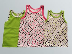 Dívčí košilka 100% bavlna, Evona Dorka vel. 104
