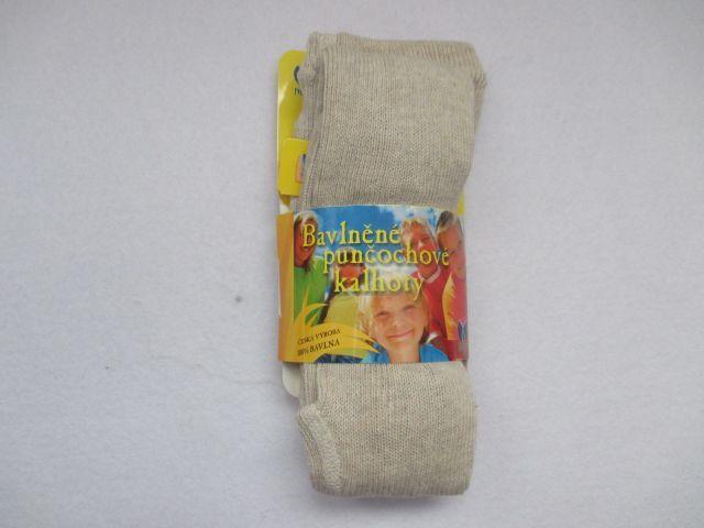 Dětské punčocháče 100% bavlna Novia vel. 122-128 Tapo s.r.o.
