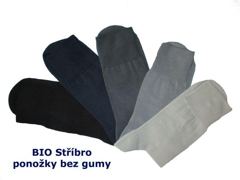 Antibakteriální ponožky Bio S