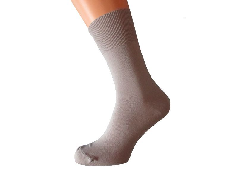 725ab62ffdd Antibakteriální ponožky bez gumy BIO Stříbro
