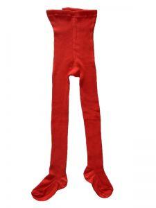 Dětské punčocháče Lachtan - červené
