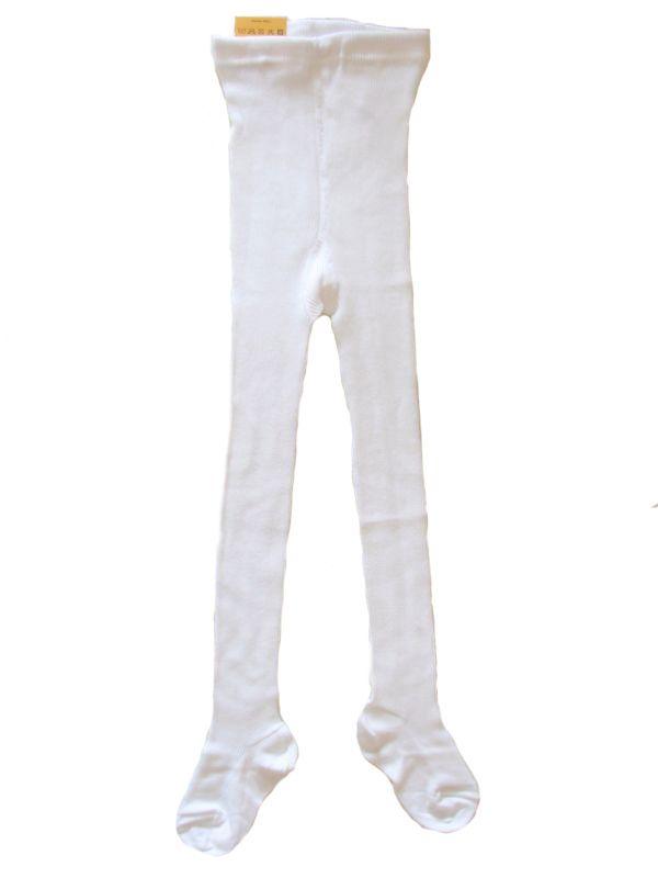 Dětské punčocháče Lachtan - bílá