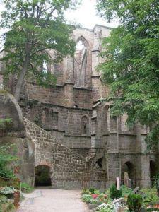 Kurort Oybin - krása skrytá v kameni