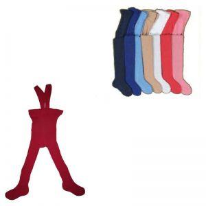 Dětské 100% bavlněné punčocháče - velikost 52-56