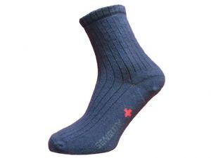 Dámské a pánské ponožky pro silné nohy
